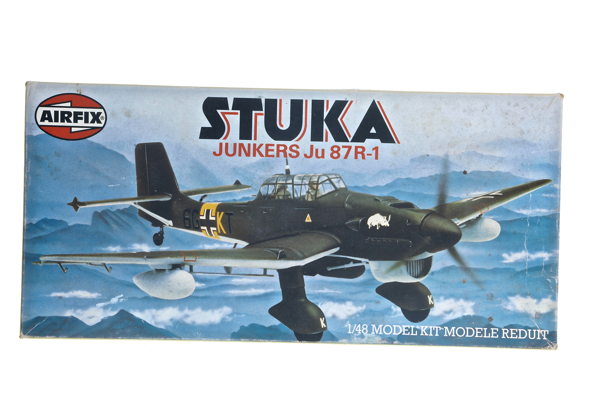 hight resolution of ju 87 stuka wwii dive bomber airfix 1 48 scale