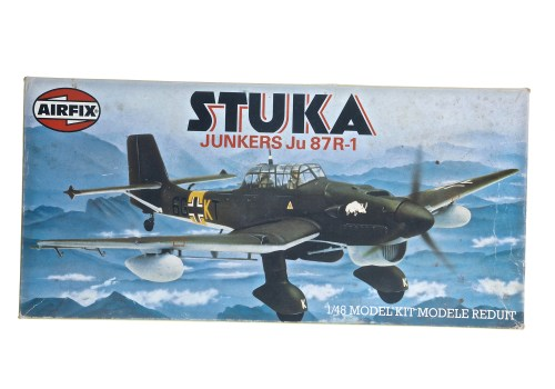 small resolution of ju 87 stuka wwii dive bomber airfix 1 48 scale