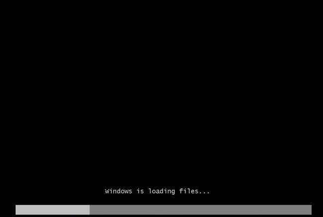Kopieer Windows 7-bestanden