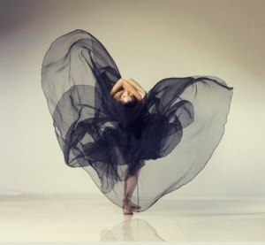 Image of dancing woman. Used on Recovery Warriors website