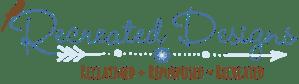 Recreated Designs logo header