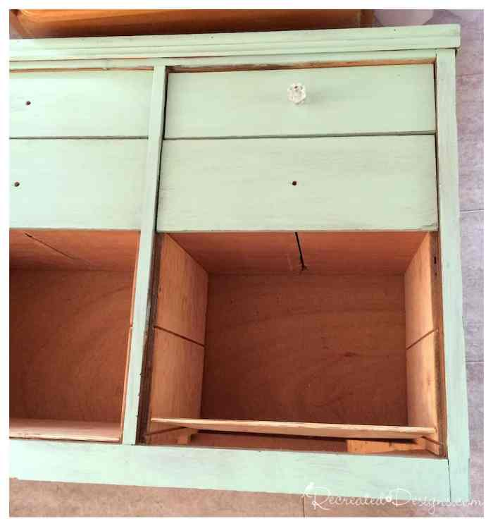 adding_shelves_to_old_dresser