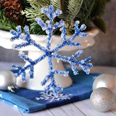 Snowflake-Decoration
