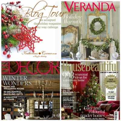 holiday magazine challenge main