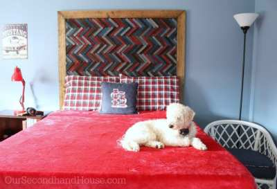 DIY-Herringbone-Headboard-2
