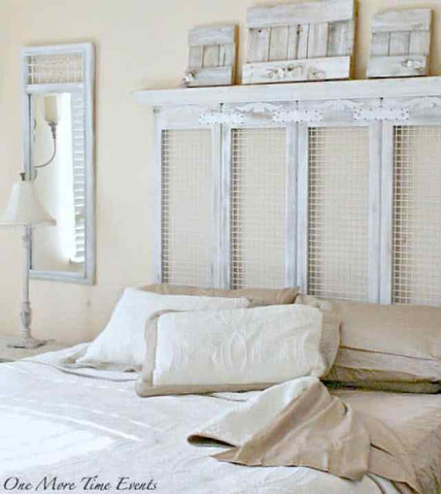 farmhouse-headboard-and-sheets