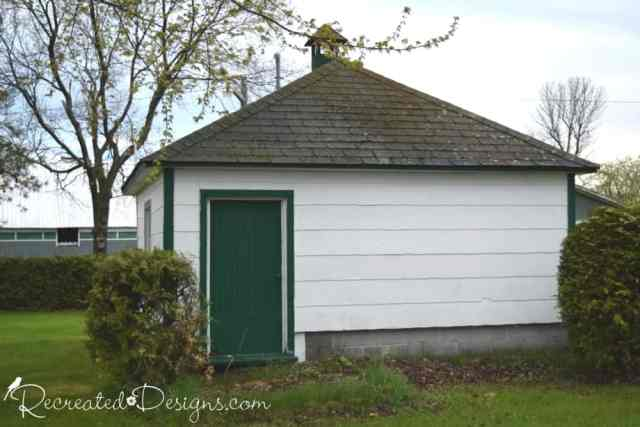 The old milk house, Hemmingford, Quebec