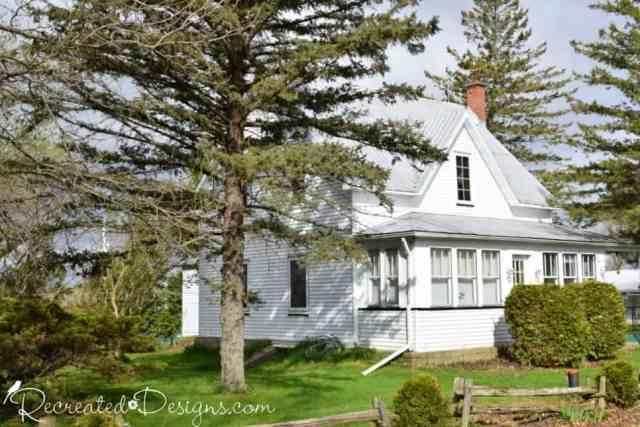 The Orr homestead in Hemmingford, Quebec