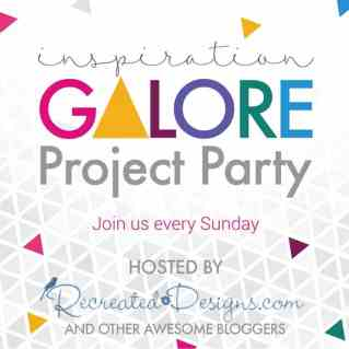 Inspiration Galore Projects Block Party Logo Recreated Designs