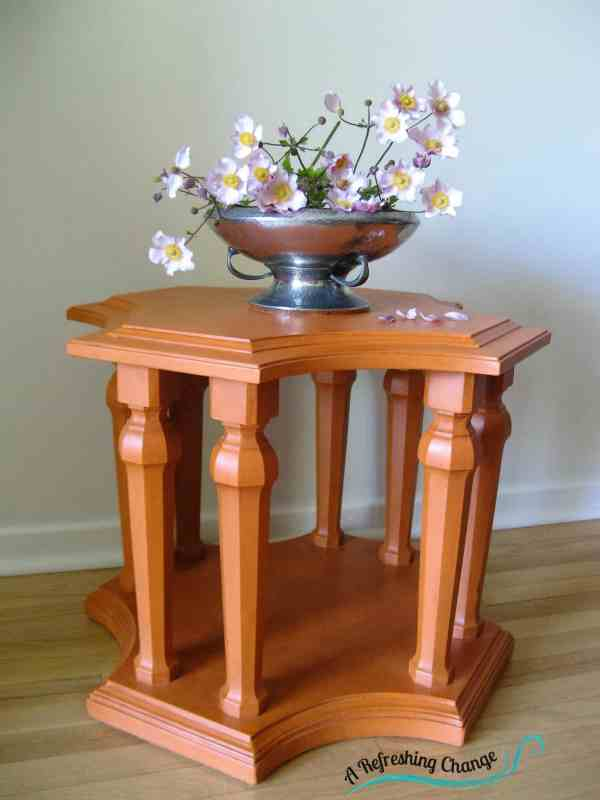 barcelona-orange-side-table-michelle-muncaster
