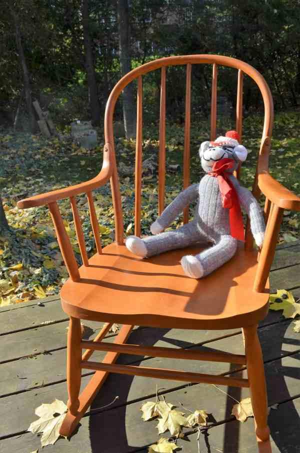 orange-chair-orange-michelle-muncaster