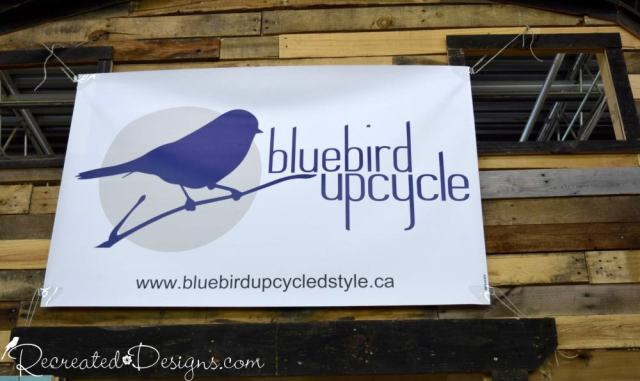 Bluebird Upcycle in Ottawa, Onatario
