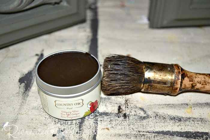 Country Chic Paint Antiquing Wax