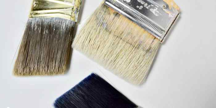 Everything You Ever Wanted to Know About Paint Brushes