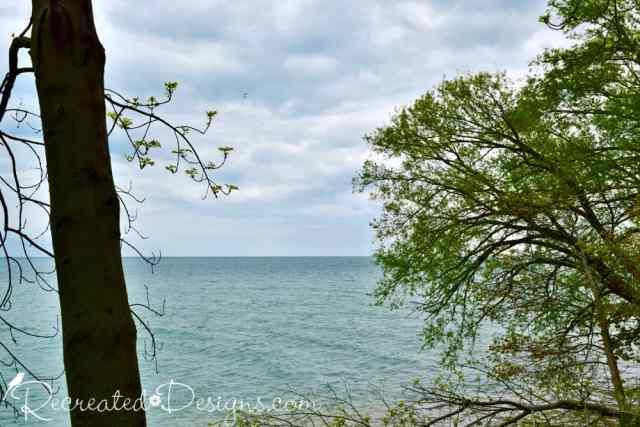 lake Ontario in Spring