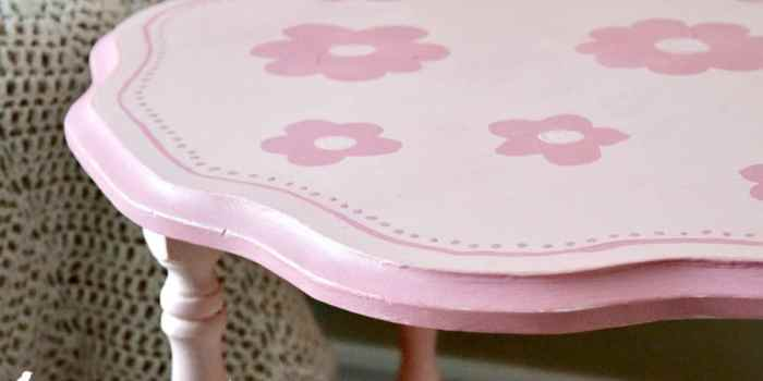 The Most Gorgeous Pale Pink Paint