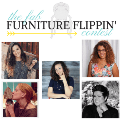 the Fab Furniture Flippin' Contest logo