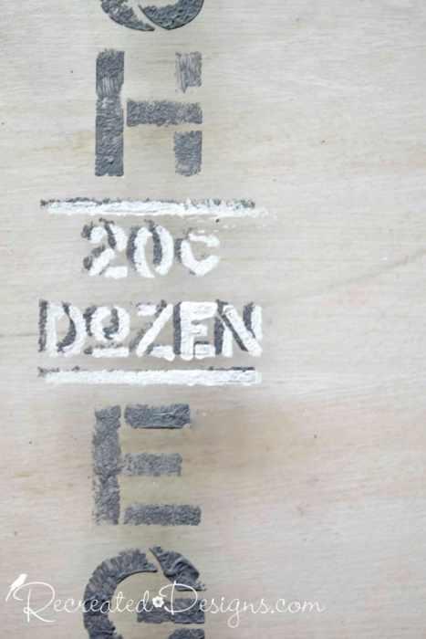 making a stencil multidimensional