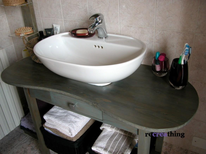 Il mio nuovo bagno recreathing for Lavandino leroy merlin