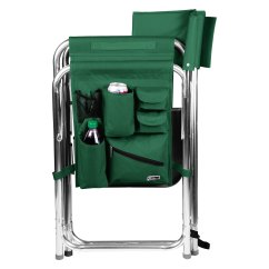 Picnic Time Sports Chair Girls Table And Set 809 00 121 000 0 Hunter Green Chairpicnic