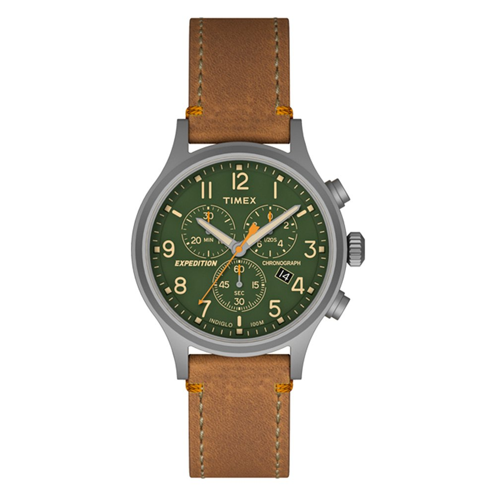 timex expedition scout chronograph