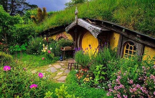17 casas magicas que parecen salidas de cuentos de hadas