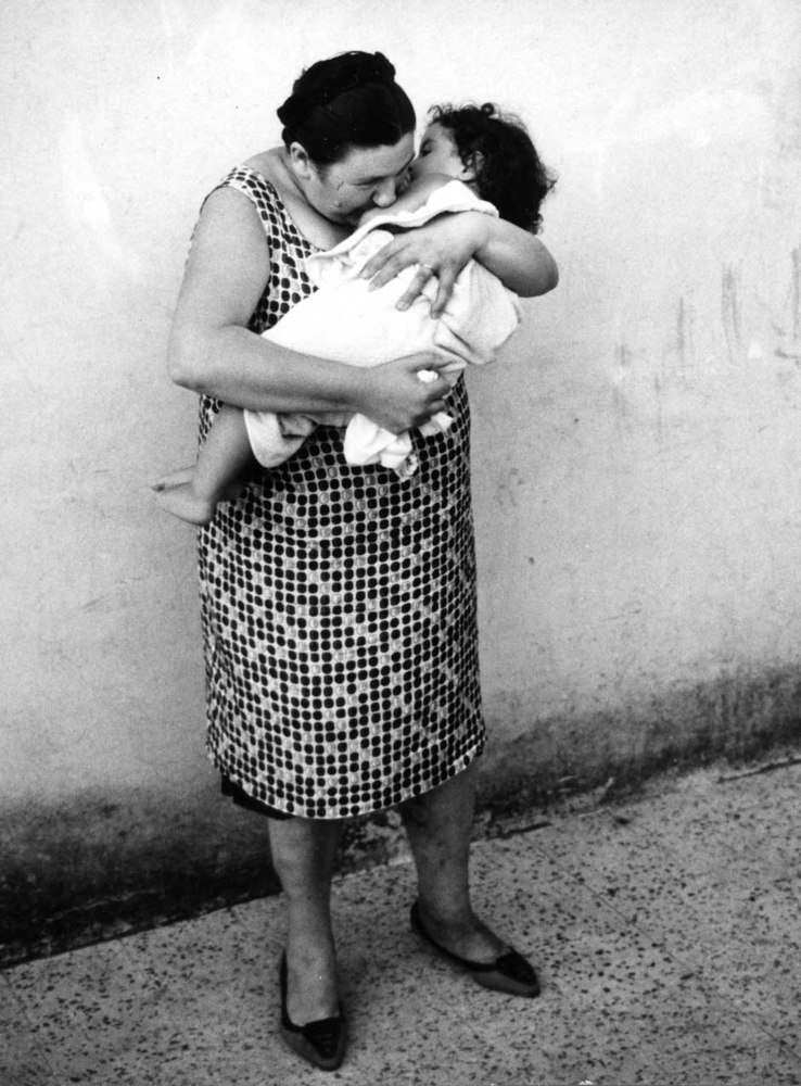 Fotos Reencontradas De Madre Con Sus Hijos De Hace 50 aos