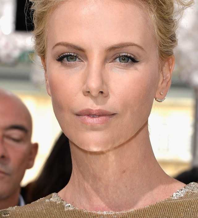 12. Charlize Theron, Monster