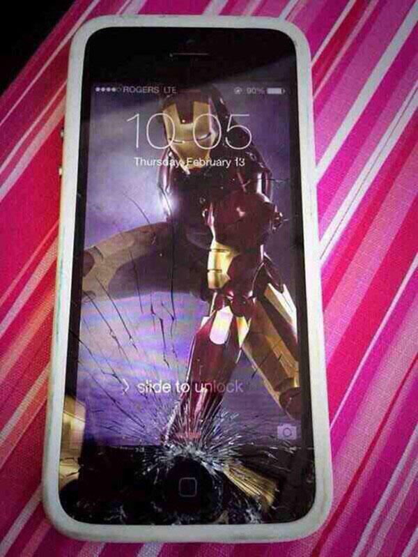 Iphone 5 Cracked Screen Wallpaper 15 Fondos De Pantalla Ideales Para Tu Celular Estrellado