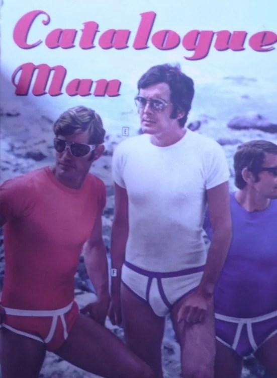 25 Anuncios de ropara para el hombre fashionista de los 70s
