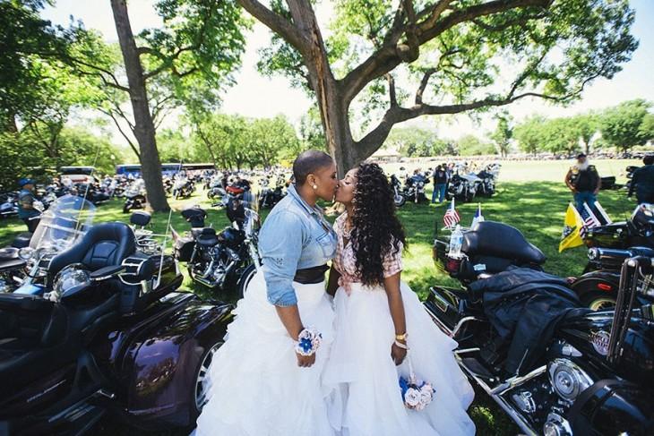 25 Fotos de bodas de matrimonios del mismo sexo