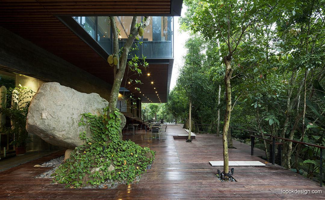 20 diseos de casas para convivir con la naturaleza