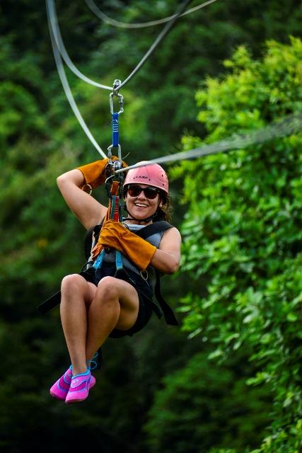 """Excursión """"MonkeyLand Half Day Safari"""" en el Río Anamuya en Punta Cana"""