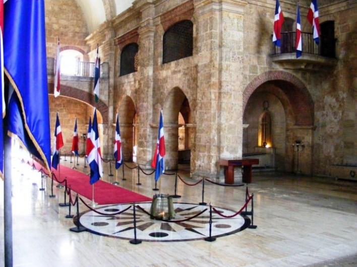 Panteón Nacional en la República Dominicana
