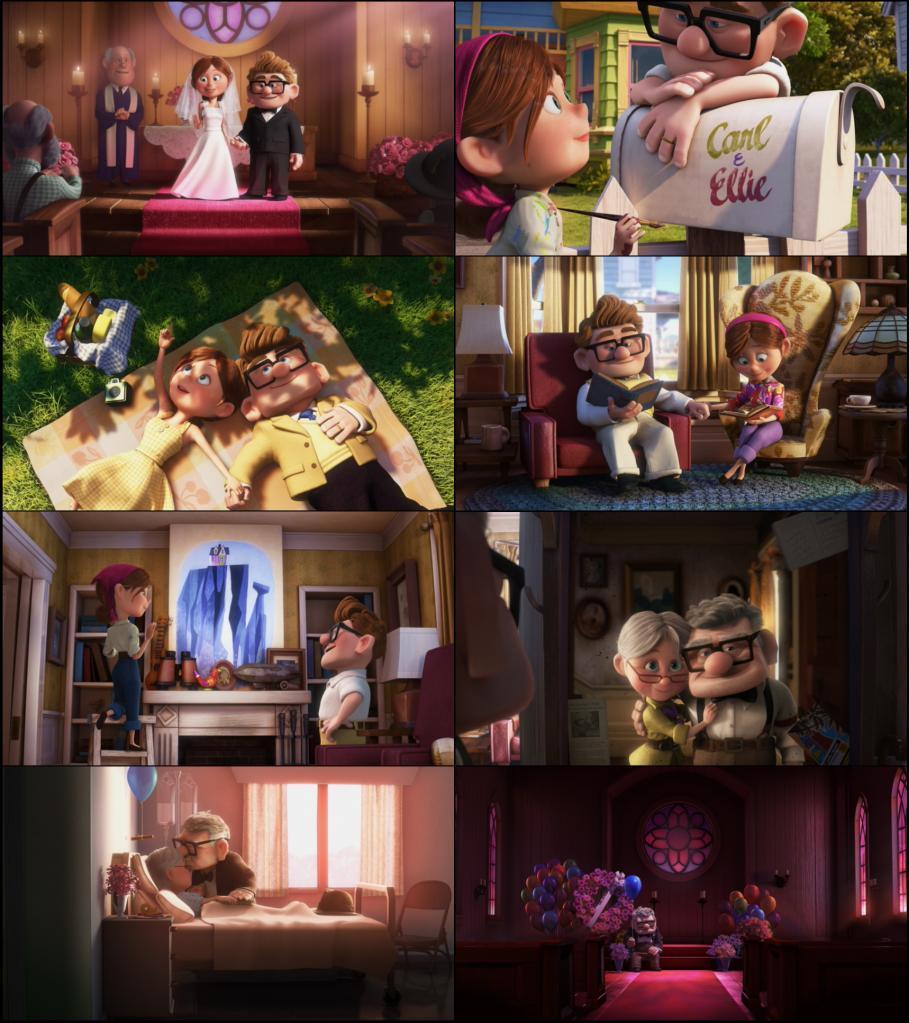 22 reglas de Pixar para contar una historia