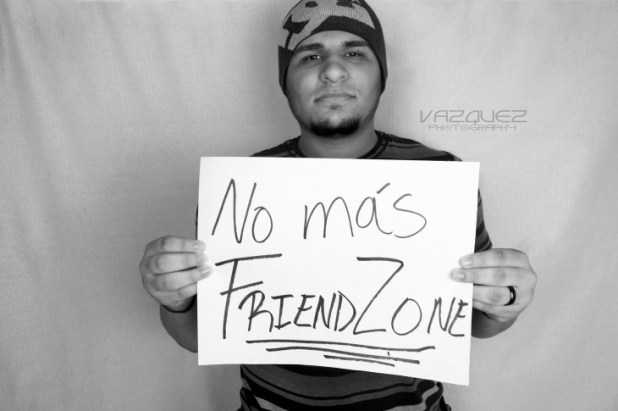 FRASE NO MAS FRIENDZONE
