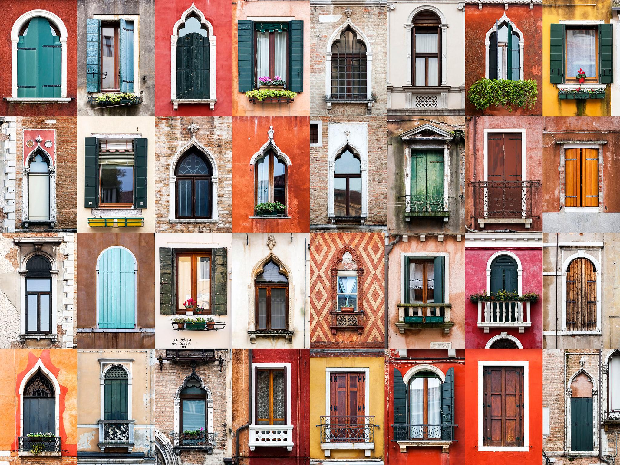 11 Fotos de puertas y ventanas del mundo por Andr Vicente