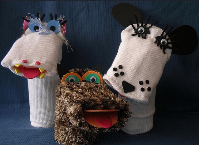20 Ideas para reciclar los calcetines viejos y sin par