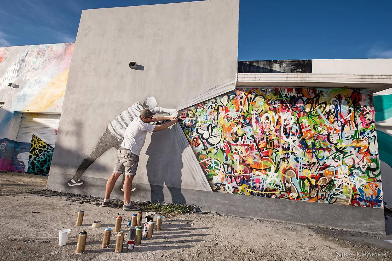 20 Obras de arte callejero realmente cautivadoras