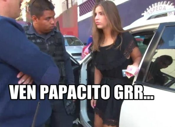 VEN PAPACITO LADY 100 PESOS
