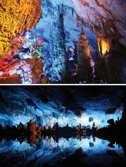 Cueva de la Flauta en China