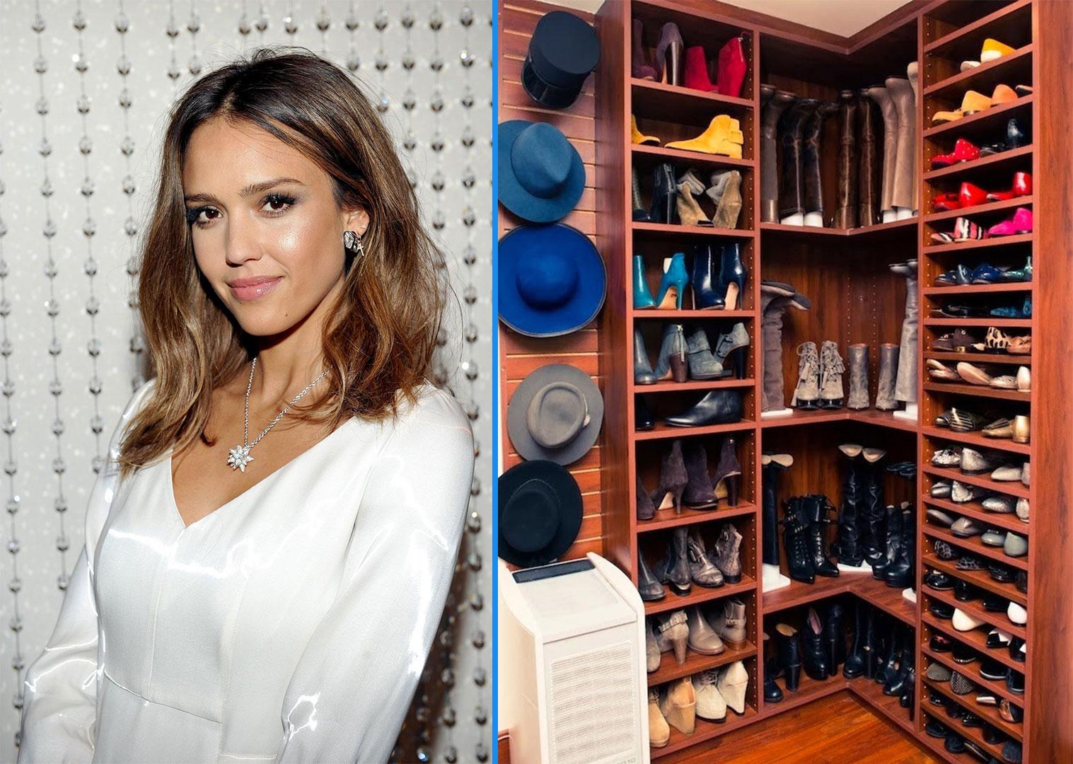 Closets de famosas que harn que toda mujer muera de envidia