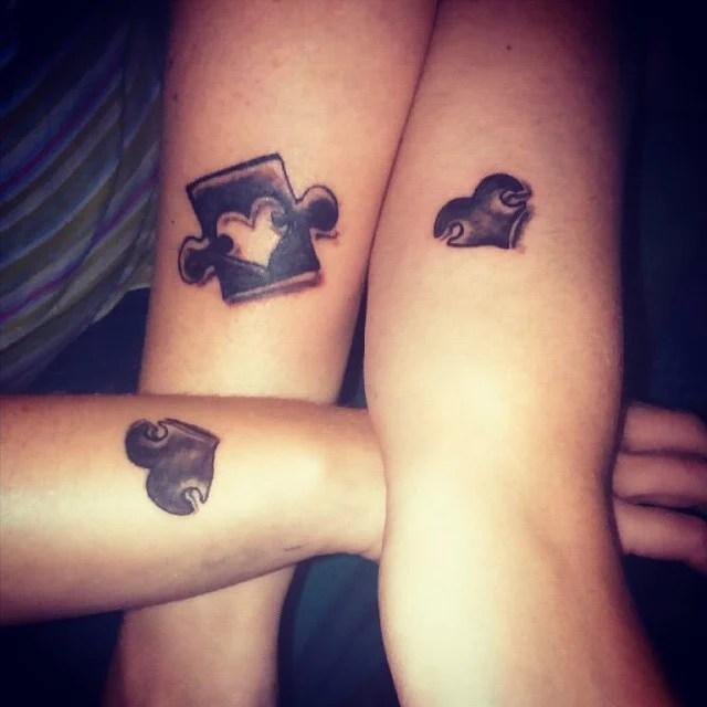 25 Ideas de Tatuajes para no romper el lazo con tu Hermana
