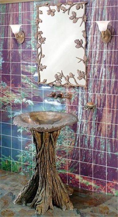 lavabo de hadas