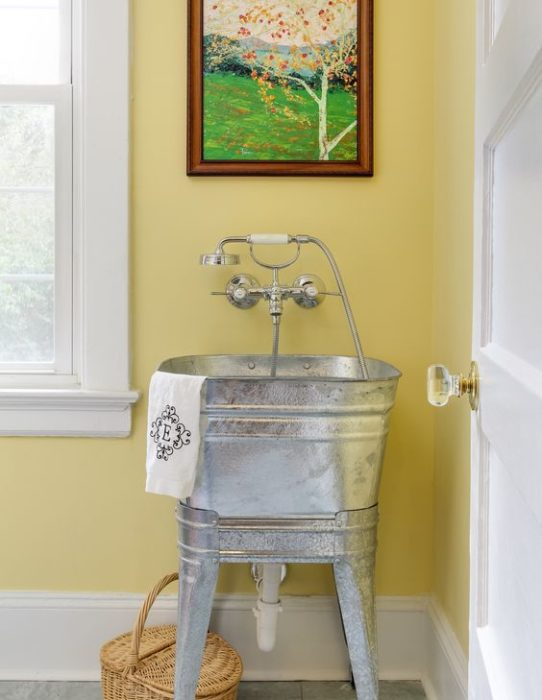 lavabo creativo