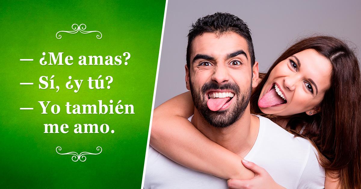 14 Divertidas frases de parejas que la pasan muy bien juntas