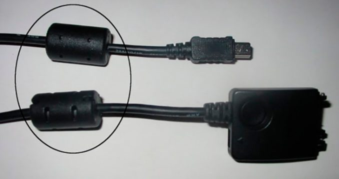 cables negros