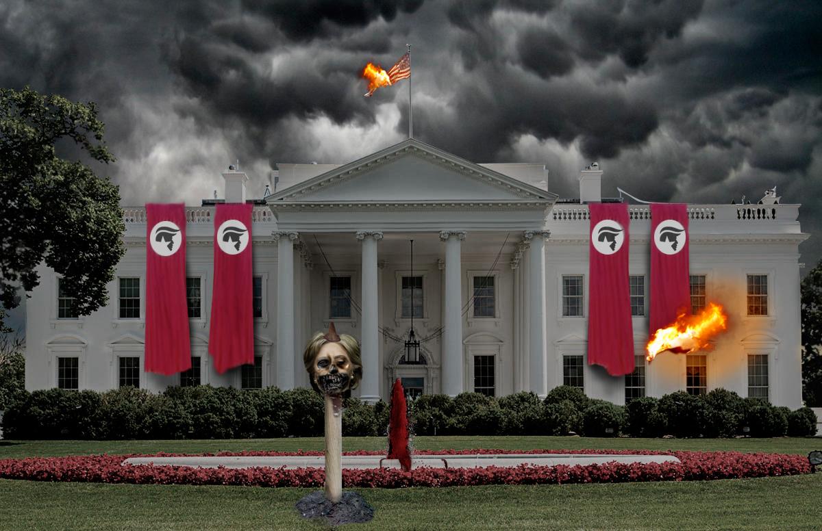 Cmo ser la Casa Blanca ahora que Trump viva ah Algo as