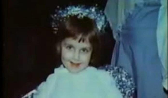 La niña Beth Thomas 1