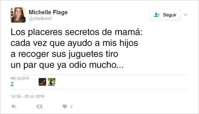 Confesiones madre tuit placeres